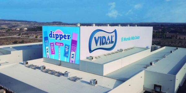 Vidal golosinas fabrica