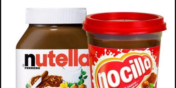 Nocilla Nutella
