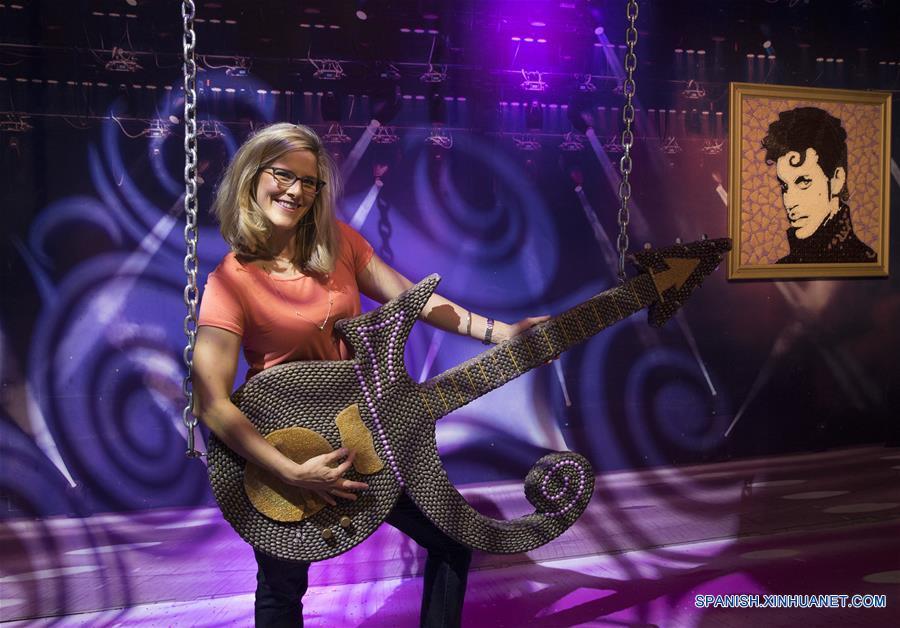 Guitarra de caramelos