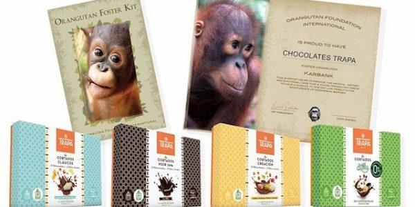 Orangutan trapa