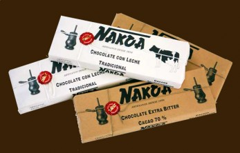 Chocolates Nakoa
