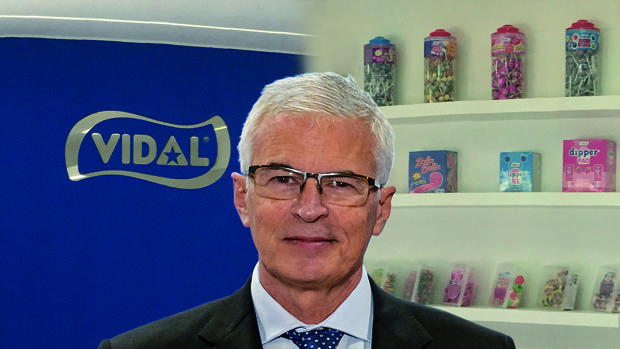 Director general de vidal golosinas